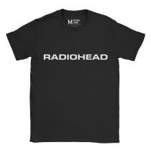 Radiohead Logo Black
