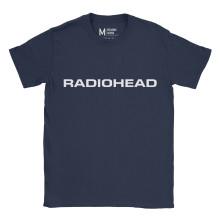 Radiohead Logo Navy