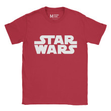 Star Wars Logo Red