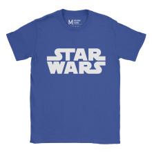 Star Wars Logo Royal Blue