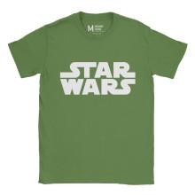 Star Wars Logo Irish Green