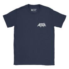 Anthrax Pocket Logo Navy