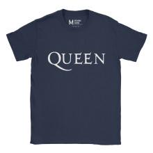 Queen Logo Navy