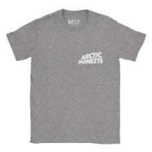 Arctic Monkeys Pocket Logo Ash Grey