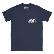 Arctic Monkeys Pocket Logo Navy