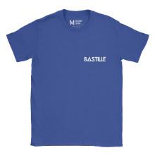 Bastille Pocket Logo Royal Blue