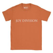 Joy Division Logo Orange
