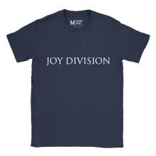 Joy Division Logo Navy