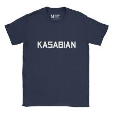 Kasabian Logo Navy