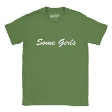Rolling Stones Some Girls Irish Green