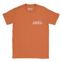 Suicidal Tendencise Pocket Logo Orange