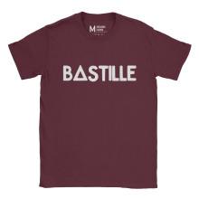 Bastille Logo Maroon