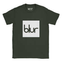 Blur Logo Box Forest Green