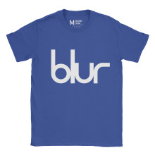 Blur Logo Royal Blue