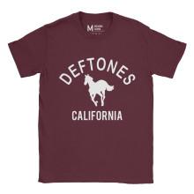 Deftones California Maroon