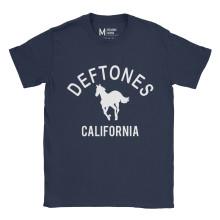 Deftones California Navy