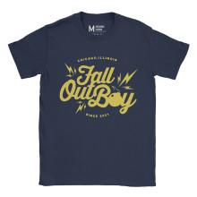 Fall Out Boy Bomb Royal Blue