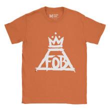 Fall Out Boy Crown Orange