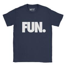 Fun Logo Navy