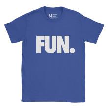 Fun Logo Royal Blue