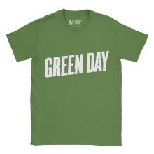 Greenday Logo Irish Green