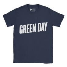 Greenday Logo Navy