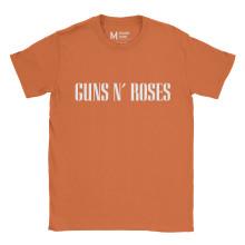 Guns n Roses Type Orange