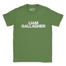 Liam Gallagher Irish Green