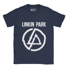 Linkin Park Logo Navy