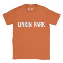 Linkin Park Typo Orange