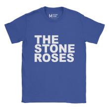 Stone Roses Type Royal Blue