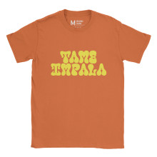 Tame Impala Type Orange