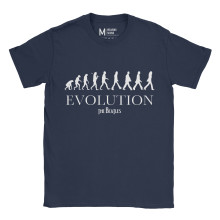 The Beatles Evolution Navy