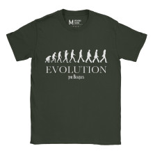 The Beatles Evolution Forest Green