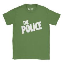 The Police Logo Irish Green