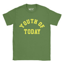Youth Of Today Irish Green