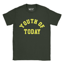 Youth Of Today Forest Green