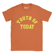 Youth Of Today Orange