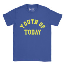 Youth Of Today Royal Blue