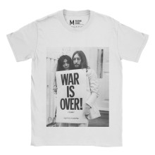 John Lennon & Yoko War Is Over