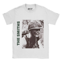 The Smiths Meat Is Murder Album Cover