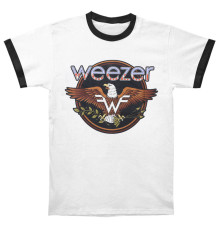 Weezer Eagle Ringer Tee