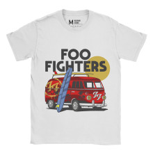 Foo Fighters Go To The Beach