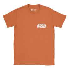 Star Wars Logo Pocket Orange