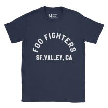 Foo Fighters SF Valley Navy