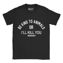 Morrissey Be Kind To Animals