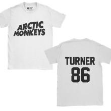 Arctic Monkeys Alex Turner 86 White