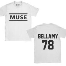 Muse Matt Bellamy 78 White