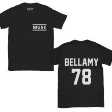 Muse Matt Bellamy 78 Pocket