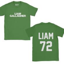 Liam Gallager 72 Irish Green